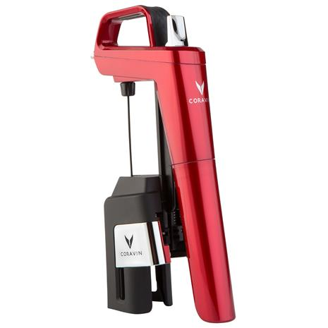 "Coravin CORAVINâ""¢ Model Six, Candy Apple Red"