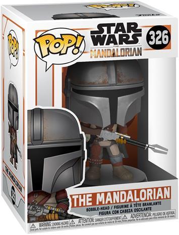 Star Wars - The Mandalorian - Vinyl Figure 326 (figuuri) - Funko Pop! -figuuri - Unisex - multicolor