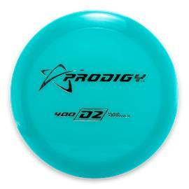 Prodigy Disc D2 400 Frisbeegolf - kiekko