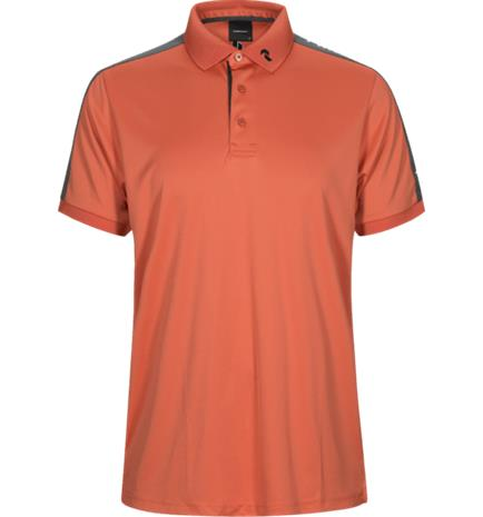 Peak Performance M PLAYER POLO CLAY RED