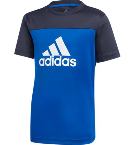 Adidas J YB TR EQ TEE TEAM ROYAL BLUE