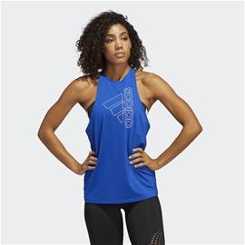 Adidas W TECH BOS TANK ROYAL BLUE