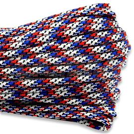 Atwood Parachute Cord Red White Boom
