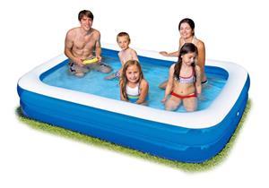 Flipper - Softside Pool - 305 x 183 x 56 cm (21397)
