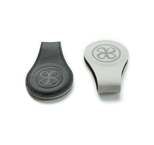 Cloby - Magnetic Leather Clips, Black