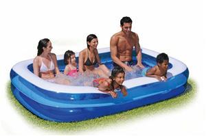 Flipper - Softside Pool - 305 x 185 cm (21395)
