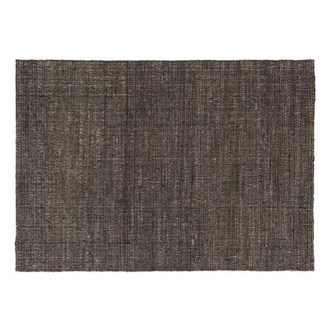 Dixie Filip Rug 230x160 cm, Black Melange