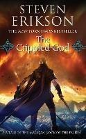 Malazan Book of the Fallen 10. The Crippled God (Steven Erikson), kirja