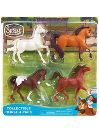 Spirit 4 small horses collections asst.