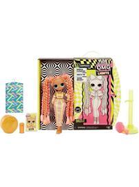 L.O.L. Surprise OMG Doll Lights Series Glitter Queen
