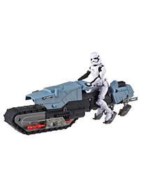 Hasbro Star Wars Galaxy of Adventures E9 5 Inch Vehicle