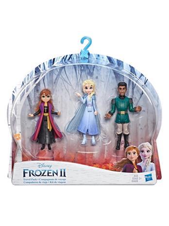 Hasbro Frozen 2 Small Doll Story Moments Travel Theme