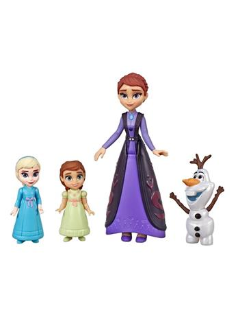 Hasbro Disney Frozen 2 Small Doll Story Moments Mom And G