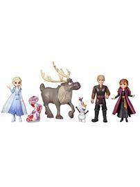 Hasbro Disney Frozen 2 Small Doll Multipack