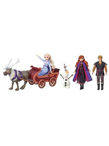 Hasbro Disney Frozen 2 Multipack With Sled