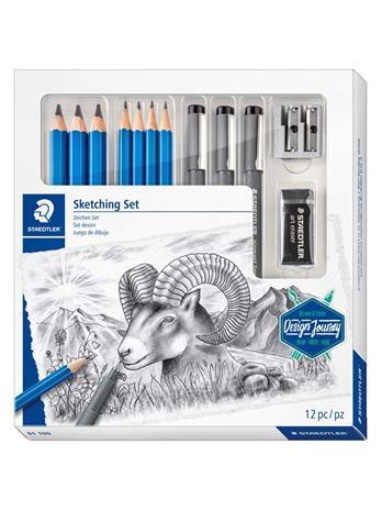Staedtler Mixed Sketching Set 100% PEFC