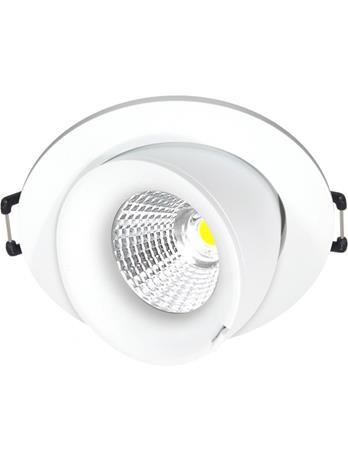 Nordtronic Velia Large Tilt LED 10.9W 2700K