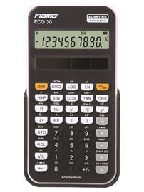 Fiamo Eco 30 Anti-bacterial Calculator Black