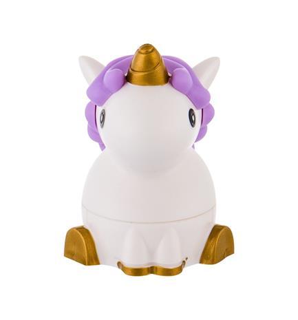 2K My Sweet Unicorn huulibalsami lapsille 3 g, Marshmallow