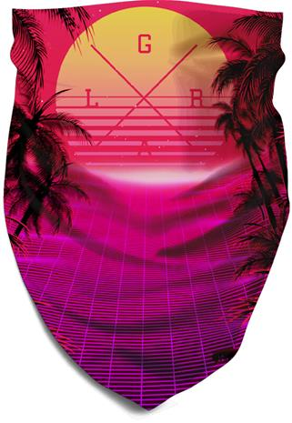 Loose Riders Tube Scarf, synth