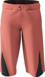Zimtstern StarFlowz Shorts Women, living coral/black
