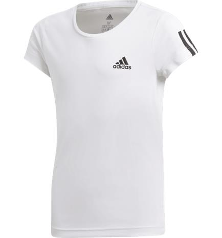 Adidas G TR EQ TEE WHITE/BLACK