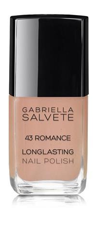 Gabriella Salvete Longlasting Enamel kynsilakka 11 ml, 43 Romance