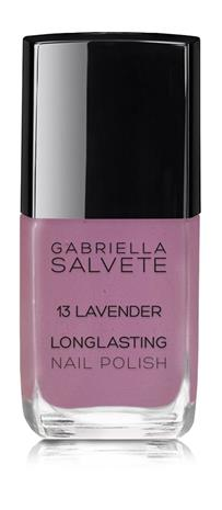 Gabriella Salvete Longlasting Enamel kynsilakka 11 ml, 13 Lavender