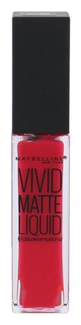 Maybelline Color Sensational Vivid Matte Liquid huulipuna 8 ml, 30 Fuchsia Ecstasy
