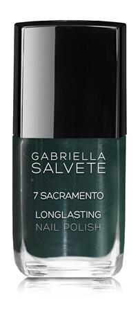 Gabriella Salvete Longlasting Enamel kynsilakka 11 ml, 07 Sacramento