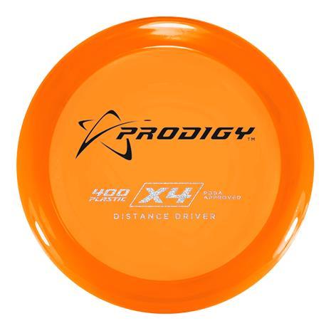 Prodigy Disc X4 400 Frisbeegolf - kiekko
