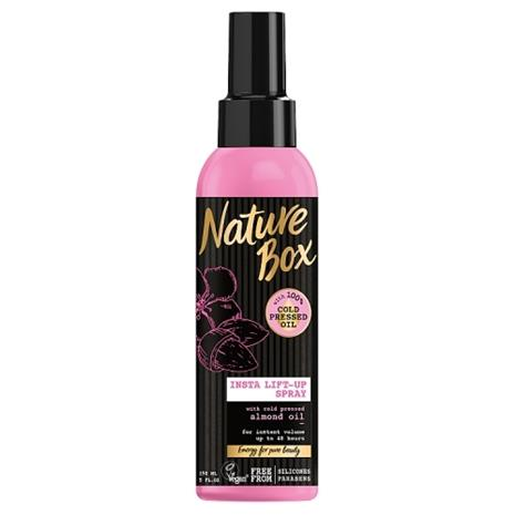 Nature Box Almond Oil hiussuihke 150 ml