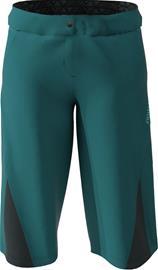Zimtstern StarFlowz Shorts Women, pacific green/black