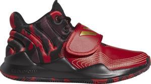 Adidas J DEEP THREAT SCARLE/GOLDMT/CBLA