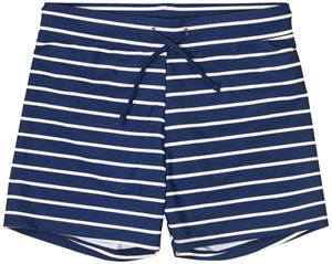 Luca & Lola Lipari UV-Shortsit, Navy Stripes 134-140