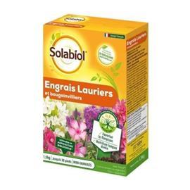 SOLABIOL SOLAURY15 Laurel- ja Bougainvillea -lannoite - 1,5 kg