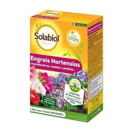 SOLABIOL SORHOY15 Hydrangea, Rhododendron-lannoite - 1,5 kg