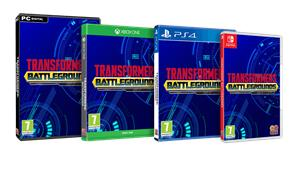 Transformers: Battlegrounds, Xbox One -peli