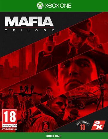 Mafia: Trilogy, Xbox One -peli