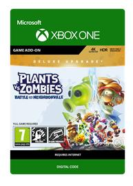Plants vs. Zombies: Battle for Neighborville Deluxe Upgrade, Xbox One -peli