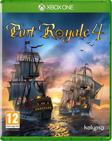 Port Royale 4, Xbox One -peli