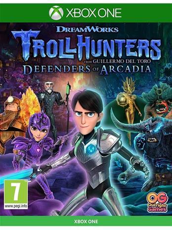 Trollhunters: Defenders of Arcadia, Xbox One -peli