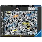RAVENSBURGER - 1000 kpl Batman-palapeli (Challenge-palapeli)