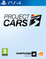 Project Cars 3, PS4-peli