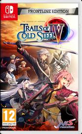 Legend of Heroes: Trails of Cold Steel 4 (IV), Nintendo Switch -peli