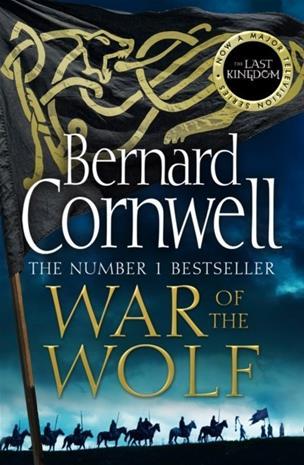 War of the Wolf (Bernard Cornwell), kirja
