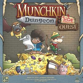 Munchkin Dungeon: Side Quest Lautapeli