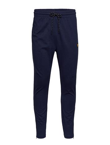 Lyle & Scott Sport Lightweight Training Trackpant Collegehousut Olohousut Sininen Lyle & Scott Sport NAVY MARL