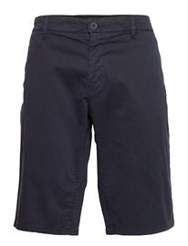 BOSS Schino-Slim Shorts Shorts Casual Sininen BOSS DARK BLUE