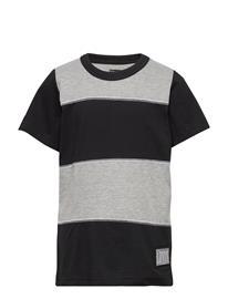 Levi's Coverstitch Tee T-shirts Short-sleeved Harmaa Levi's GREY HEATHER